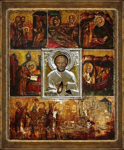 Великорецкая икона свт Николая