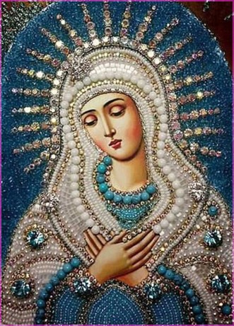 Икона Пресвятой Богородицы 33