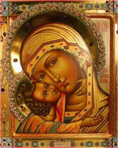 Икона Божией Матери 7