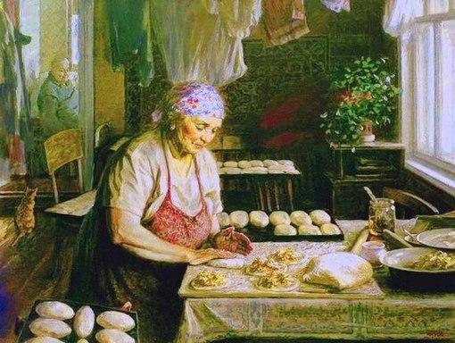 Бабушка 2