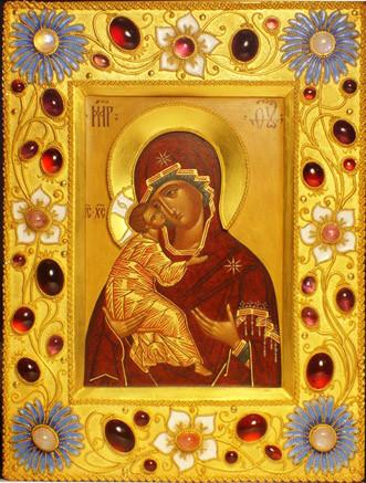 Владимирская икона Божией МАтери 5