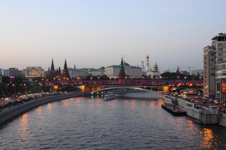 Москва Виталий Виницкий