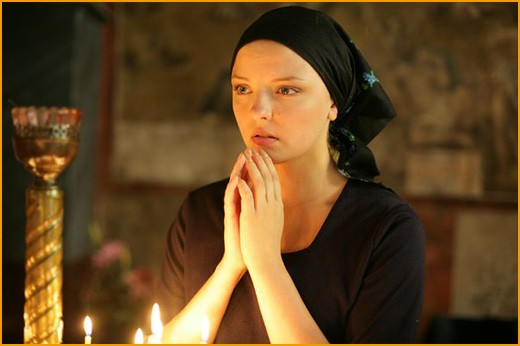 Молитва девушки 8