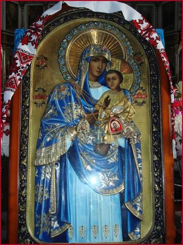 Икона Пресвятой Богородицы 17