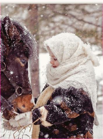 С лошадкой 9
