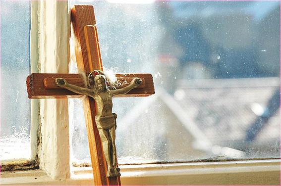 Крест-распятие 10