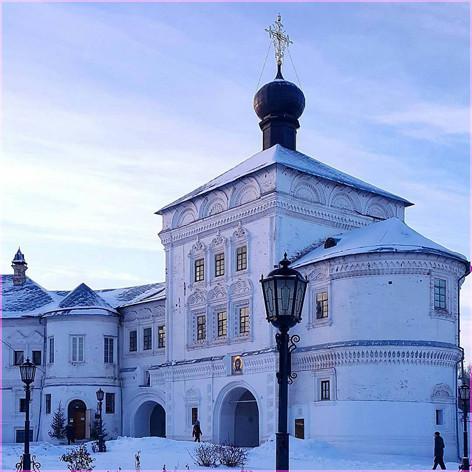 Никольская Надвратная церковь larissa.chayka