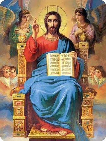 Господь на Престоле 8