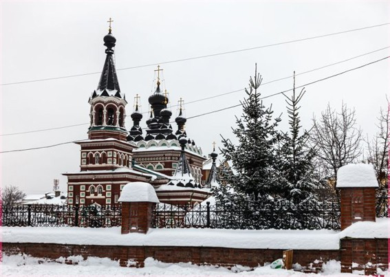 Свято-Серафимовский собор 3-3