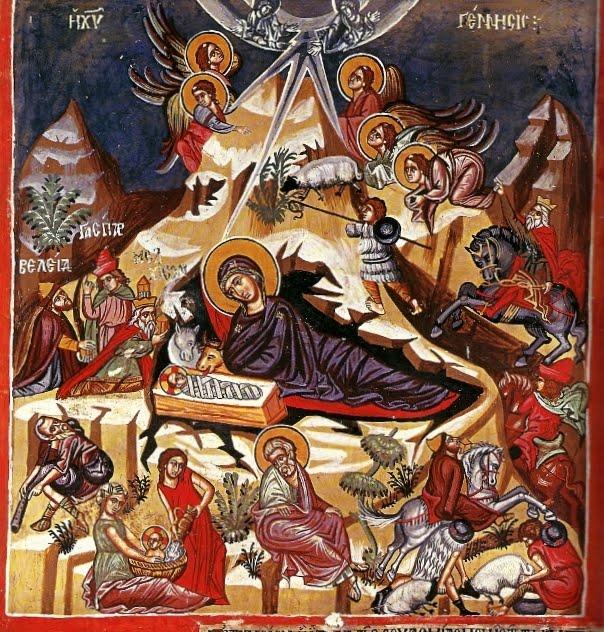 Рождество Христово 11