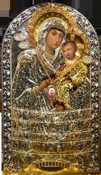 Песчанская-икона