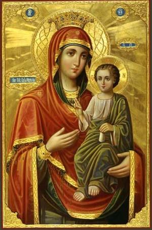 Иверская икона Божией Матери 6