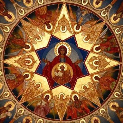 Икона Знамение 3