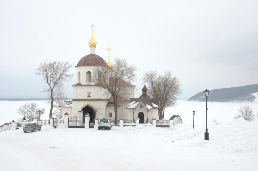 Аркадий Варламович г Свияжск Св. Константина и Елены