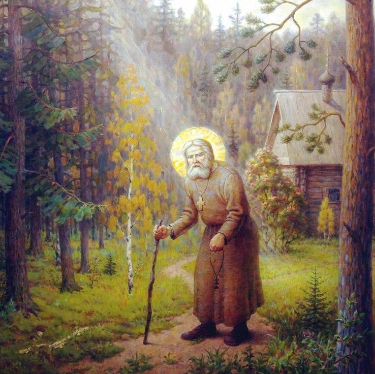 Прп Серафим Саровский 1