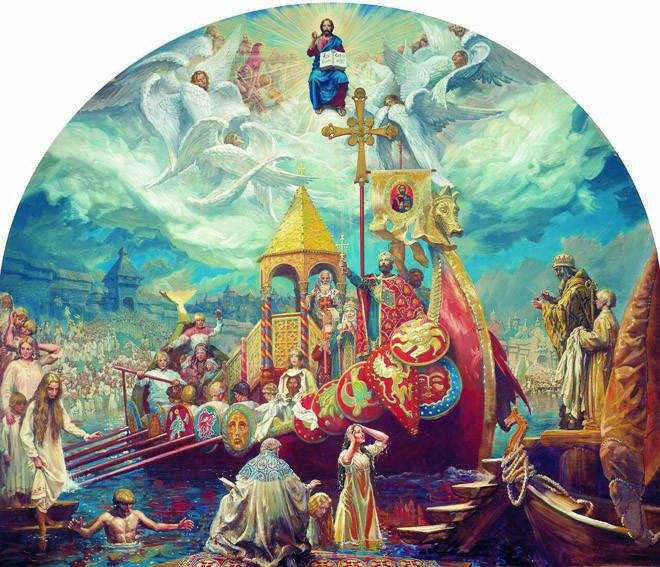 Крещение Руси 1