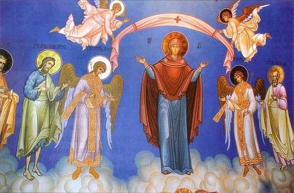 С праздником Покрова Божией Матери!: vazart — LiveJournal