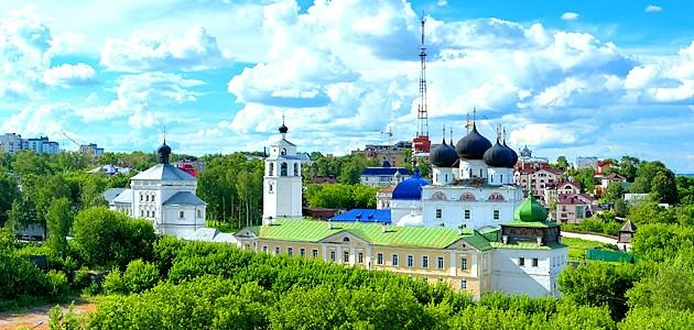 Свято-Успенский Трифонов монастырь 2