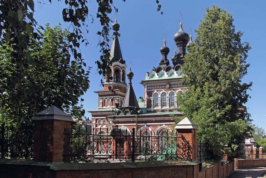 Свято-Серафимовский собор 1