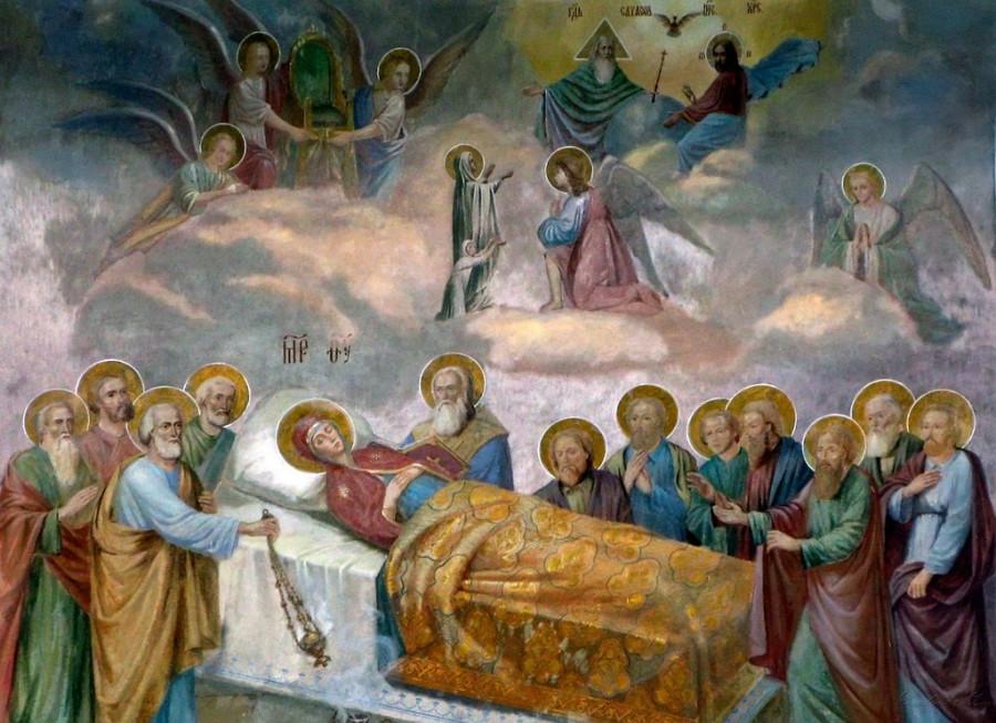 Успение Пресвятой Богородицы 6