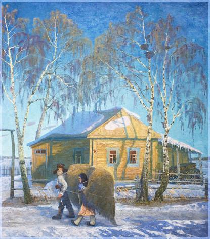 С. Ишков Отчий дом
