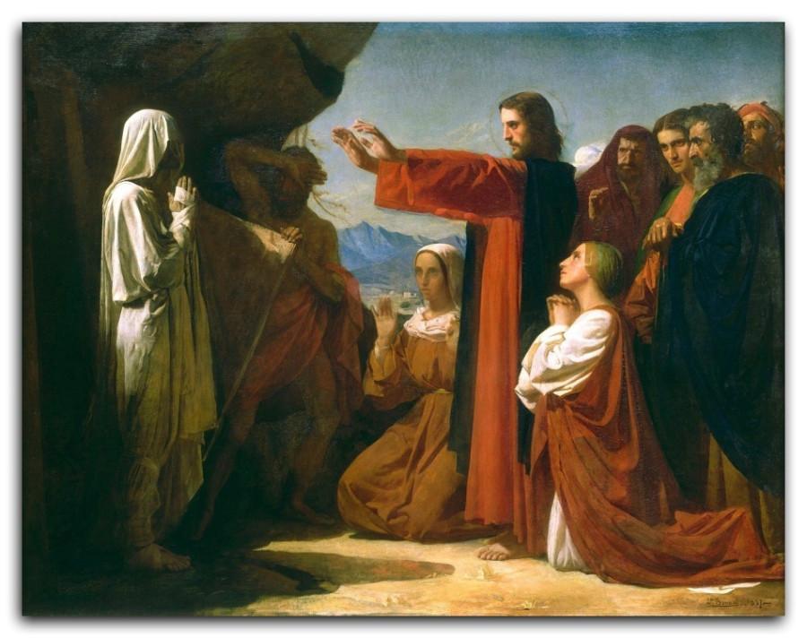 Воскрешение прав Лазаря