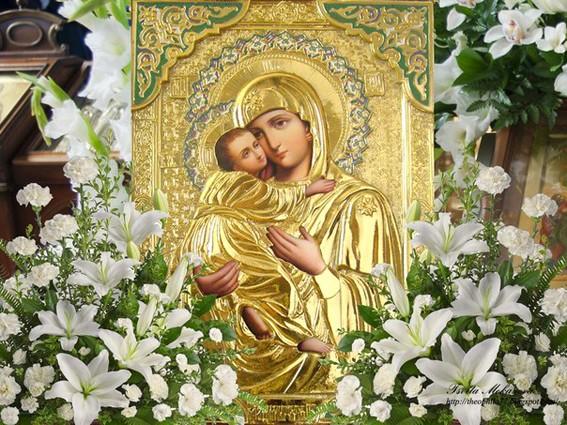 Владимирская икона 2