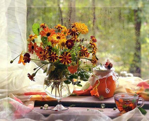 Осенний букет 1