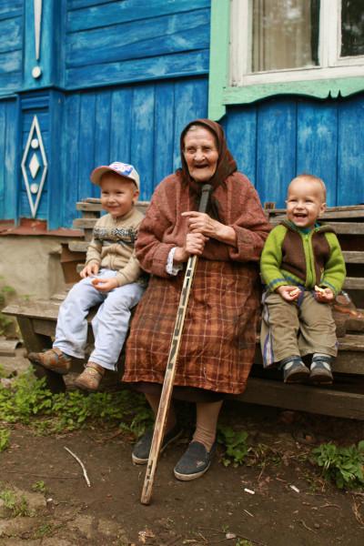 Бабушкино счастье