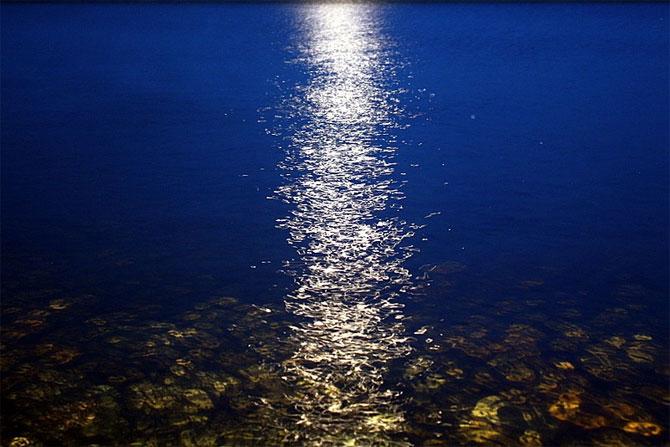 Лунный лучик