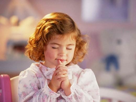 Молитва ребёнка