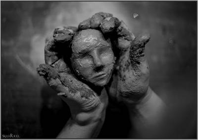 Из глины