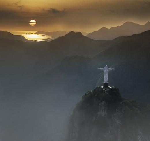 Скульптура Спасителя