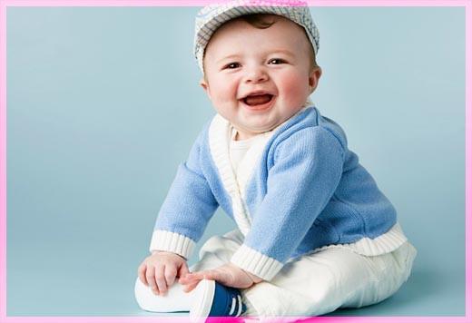 Улыбка малыша 2