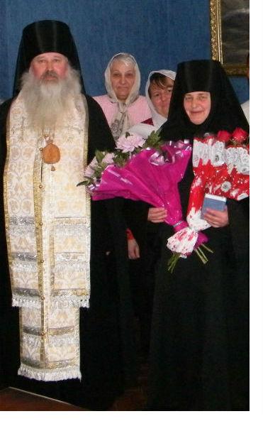 Монахиня Людмила