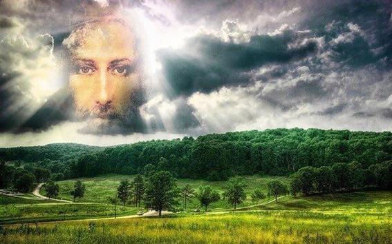Господь на небе