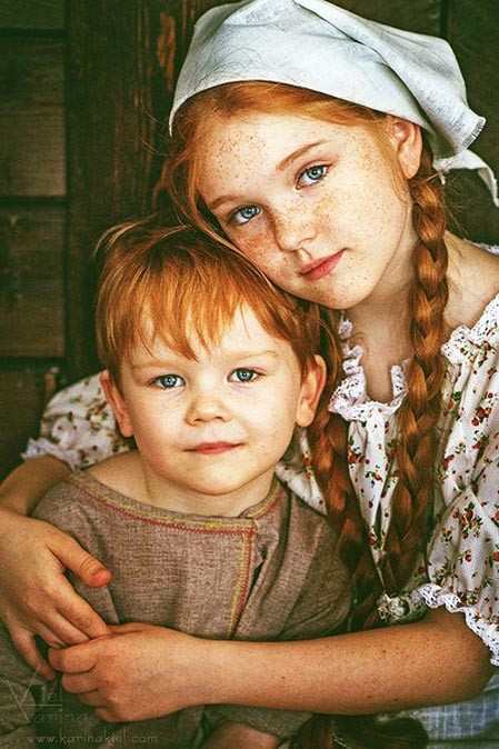 Брат и сестричка 2