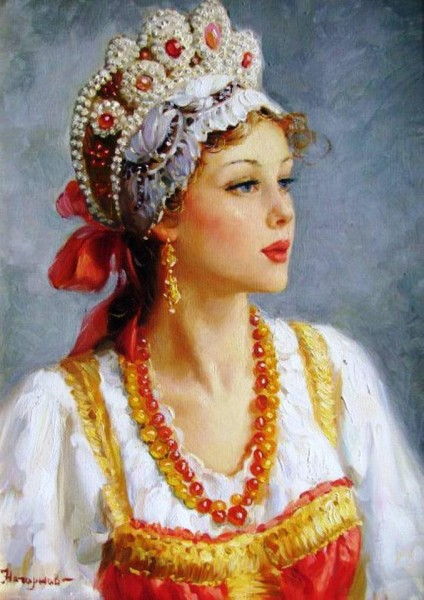Русская красавица 2