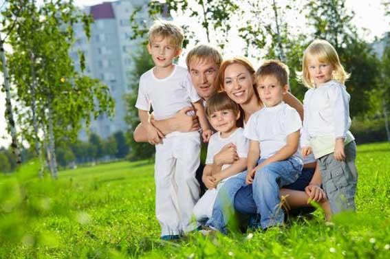 Семья Правиковых