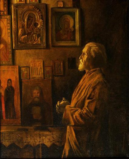 Молитва священника
