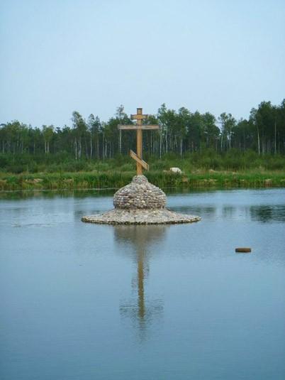 Поклонный крест 2