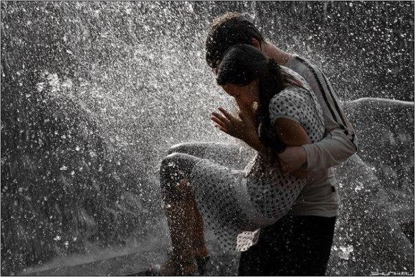 Под дождём 2