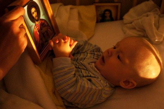 Молитва дитя