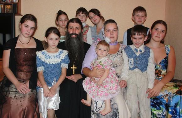 Семья Первозванских