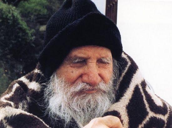 Старец Порфирий Кавскокаливит