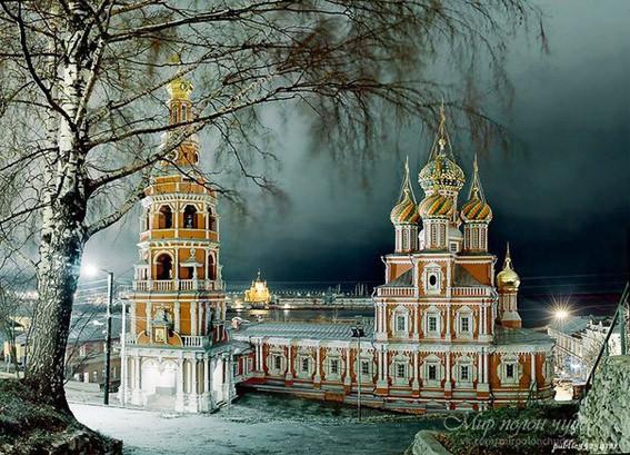 Строгановский Н-Новгород