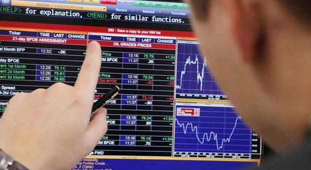 фондовые рынки 1
