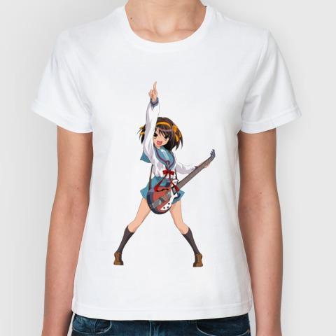 футболка Меланхолия Харухи Судзумии