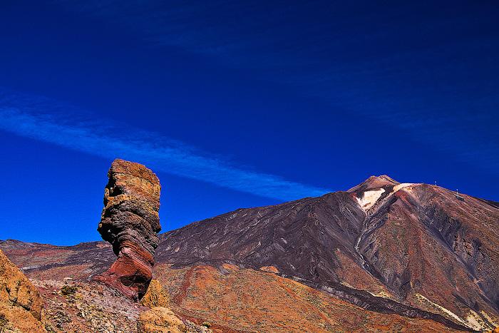 Испания, Тенерифе Вулкан Тейде Национальные парки