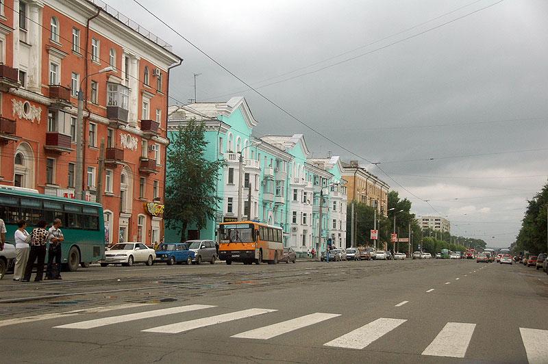 улица картинка комсомольска на-амура могу
